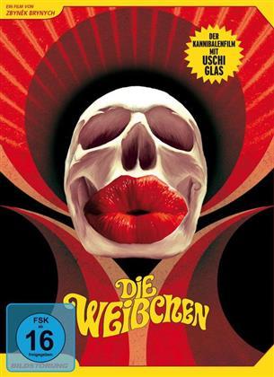 Die Weibchen (1970) (Bildstörung, Limited Edition, Uncut, 2 DVDs + CD)