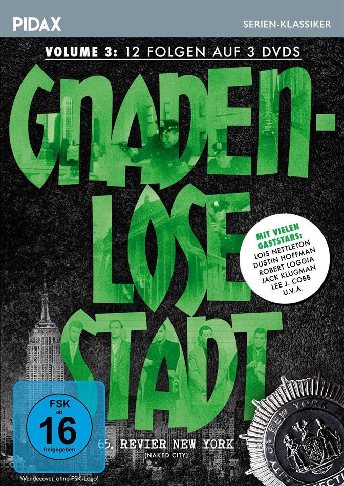 Gnadenlose Stadt - 65. Revier New York - Vol. 3 (Pidax Serien-Klassiker, 3 DVDs)