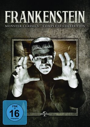 Frankenstein (Monster Classics - Complete Collection, 7 DVDs)