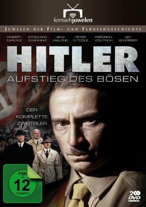 Hitler - Aufstieg des Bösen - Mini-Serie (2003) (Fernsehjuwelen, 2 DVDs)