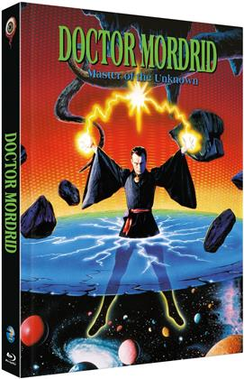 Doctor Mordrid - Master of the Unknown (1992) (Cover B, Limited Edition, Mediabook, Uncut, Blu-ray + DVD)