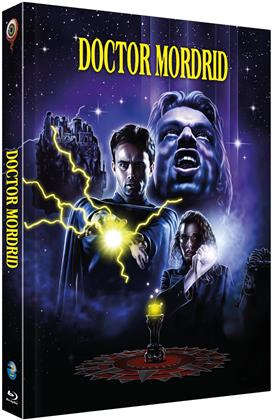 Doctor Mordrid (1992) (Cover C, Limited Edition, Mediabook, Uncut, Blu-ray + DVD)