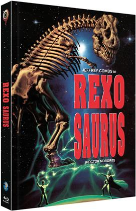 Rexosaurus (1992) (Cover A, Limited Edition, Mediabook, Uncut, Blu-ray + DVD)