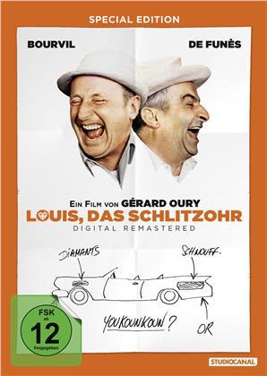 Louis, das Schlitzohr (1964) (Digital Remastered, Special Edition, 2 DVDs)