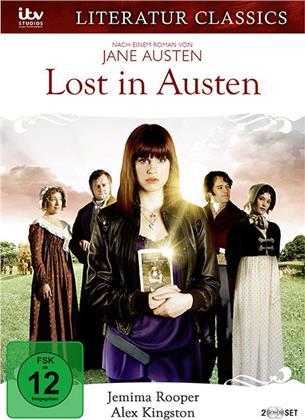 Lost in Austen (2008) (Literatur Classics, 2 DVDs)
