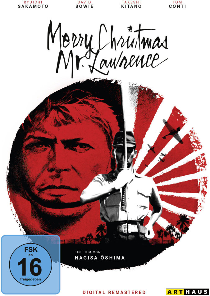 Merry Christmas Mr. Lawrence (1983) (Arthaus, Remastered)