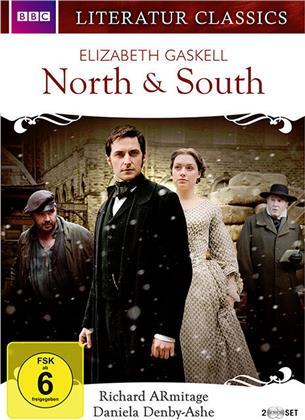 North & South (2004) (Literatur Classics, BBC, 2 DVDs)