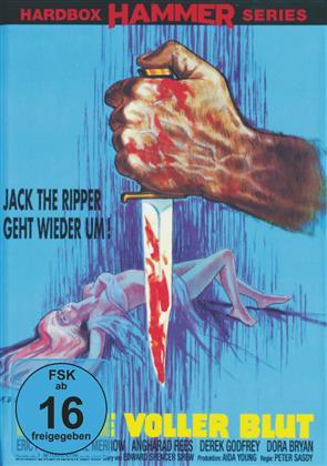 Hände voller Blut (1971) (Hardbox Hammer Series, Kleine Hartbox, Cover A, Limited Edition, Uncut)