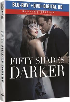 Fifty Shades Darker (2017) (Blu-ray + DVD)