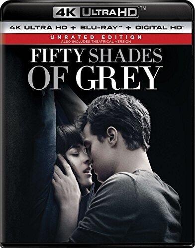 Fifty Shades of Grey (2015) (4K Ultra HD + Blu-ray)