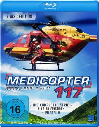 Medicopter 117 - Die komplette Serie (7 Blu-rays)