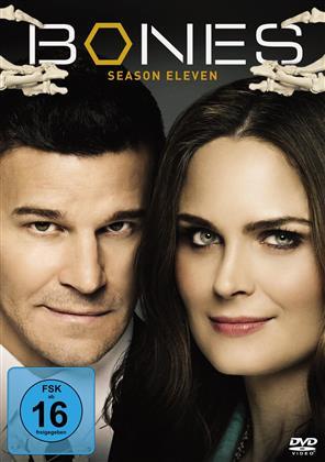 Bones - Staffel 11 (6 DVDs)