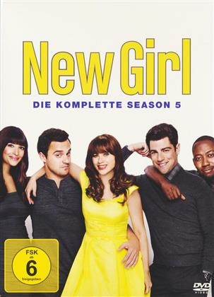 New Girl - Staffel 5 (3 DVDs)