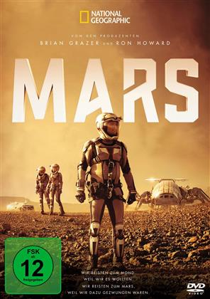 Mars (National Geographic, 3 DVD)