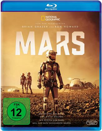 Mars (National Geographic, 3 Blu-rays)