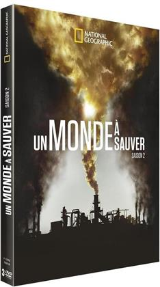 Un monde à sauver - Saison 2 (National Geographic, 3 DVDs)