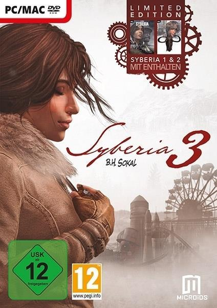 Syberia 3 (Limited Edition)