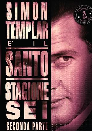 Il Santo - Stagione 6 Vol. 2 (s/w, 4 DVDs)
