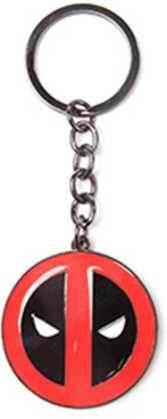 Deadpool - Metal Keychain