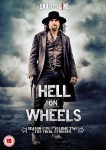 Hell on Wheels - Season 5 Vol. 2 (2 DVDs)