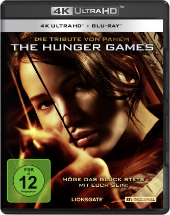 Die Tribute von Panem (2012) (4K Ultra HD + Blu-ray)