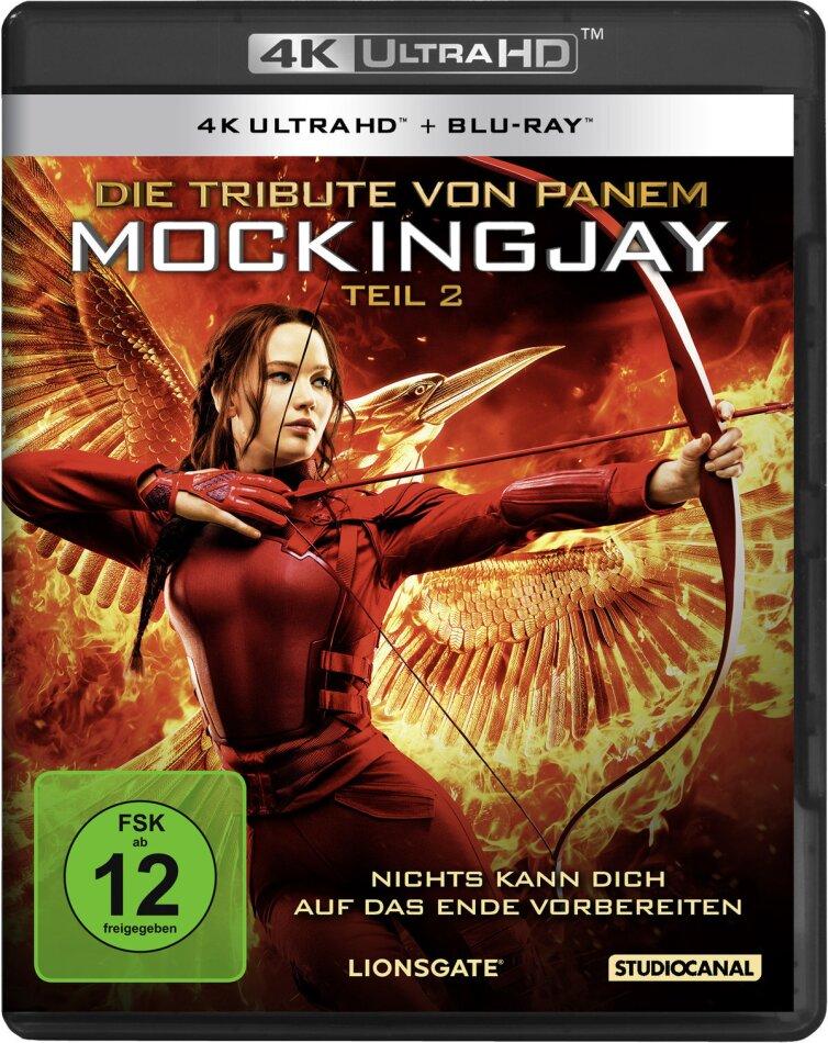 Die Tribute von Panem - Mockingjay - Teil 2 (2015) (4K Ultra HD + Blu-ray)