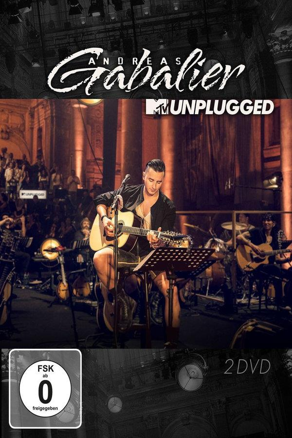 Andreas Gabalier - MTV Unplugged (Digibook, 2 DVDs)