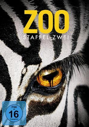 Zoo - Staffel 2 (4 DVDs)