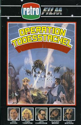 Operation Todesstachel (1978) (Grosse Hartbox, Cover B, Limited Edition)