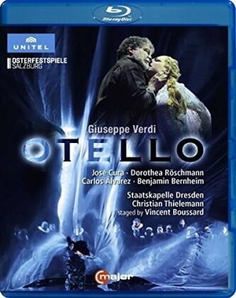 Sächsische Staatskapelle Dresden, Christian Thielemann, … - Verdi - Otello (C Major, Unitel Classica)