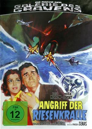 Angriff der Riesenkralle (1957) (Die Rache der Galerie des Grauens, s/w, Limited Edition, Blu-ray + DVD)