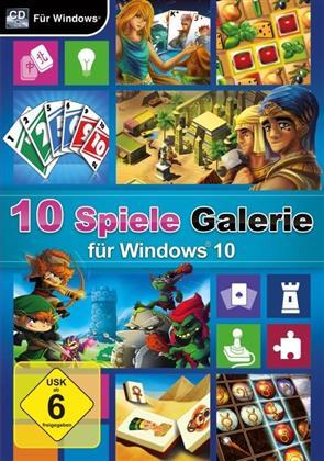 10 Spiele Galerie für Windows 10