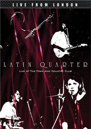 Latin Quarter - Live form London