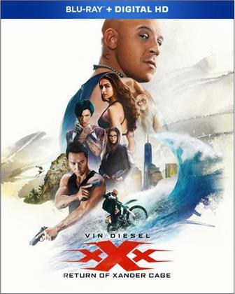 xXx: Return of Xander Cage (2017) (Blu-ray + DVD)