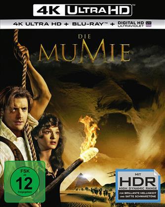 Die Mumie (1999) (4K Ultra HD + Blu-ray)