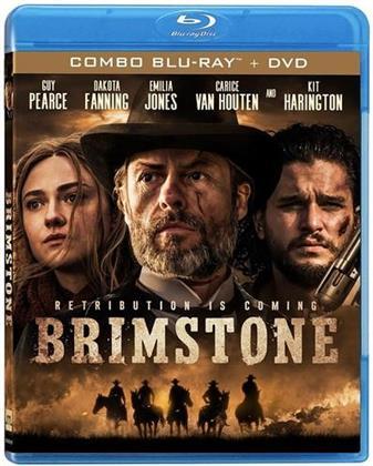 Brimstone (2016) (Blu-ray + DVD)