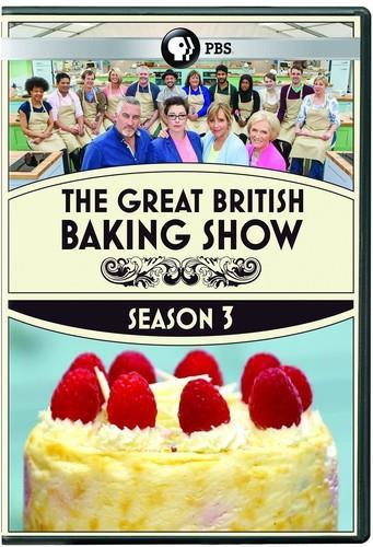 Great British Baking Show - Season 3 (3 DVDs)