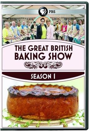 Great British Baking Show - Season 1 (3 DVDs)