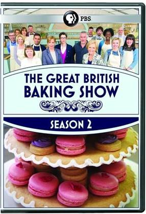 Great British Baking Show - Season 2 (3 DVDs)