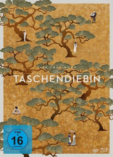 Die Taschendiebin (2016) (+ Fotobuch, Collector's Edition, Kinoversion, Limited Edition, Langfassung, 2 Blu-rays + 3 DVDs)