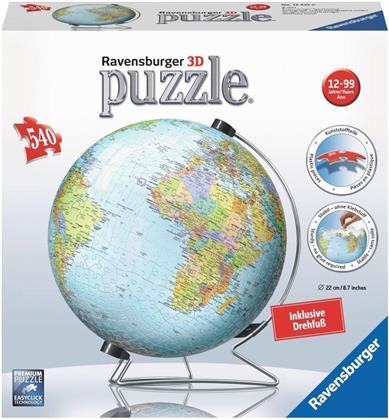 Globus deutsch - Puzzle