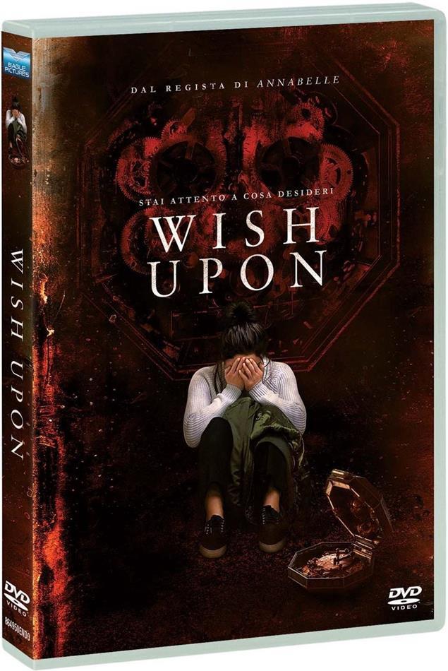 Wish Upon (2017) (+ Card Tarocco da Collezione, Limited Edition)