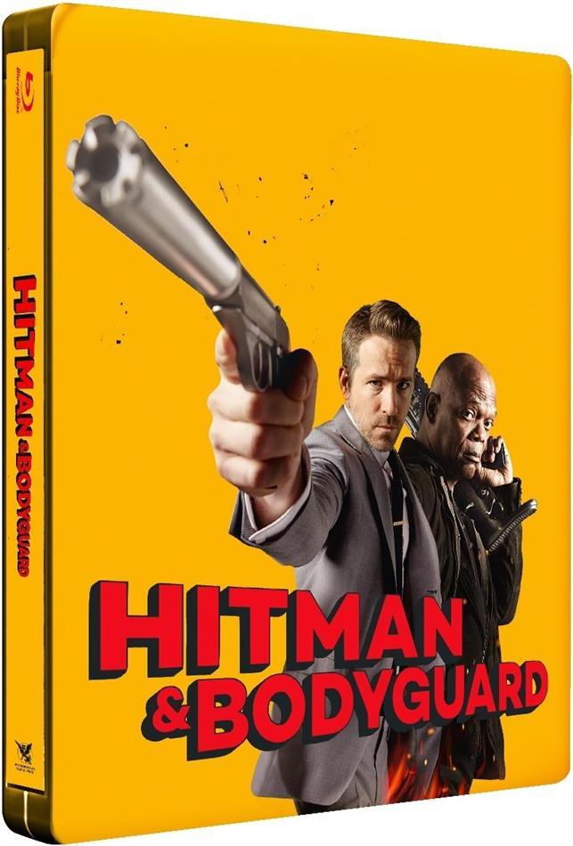 Hitman & Bodyguard (2017) (Steelbook)