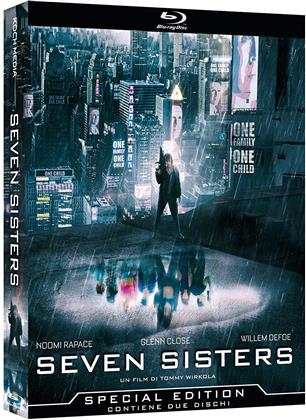 Seven Sisters (2017) (Limited Edition, Special Edition, 2 Blu-rays)