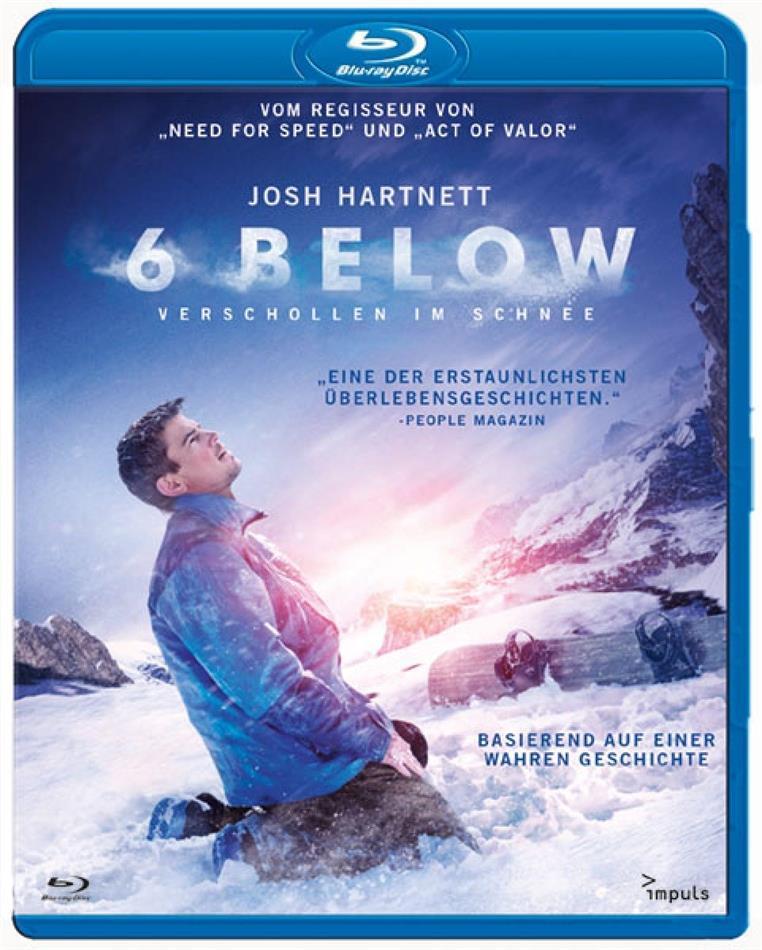 6 Below - Verschollen im Schnee (2017)