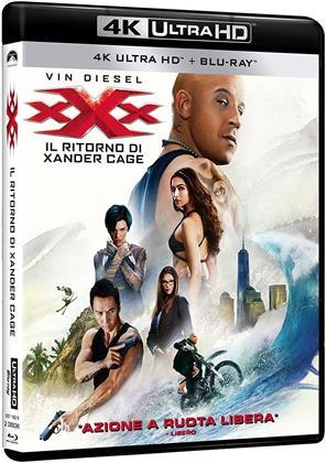 xXx - Triple X 3 - Il ritorno di Xander Cage (2017) (4K Ultra HD + Blu-ray)