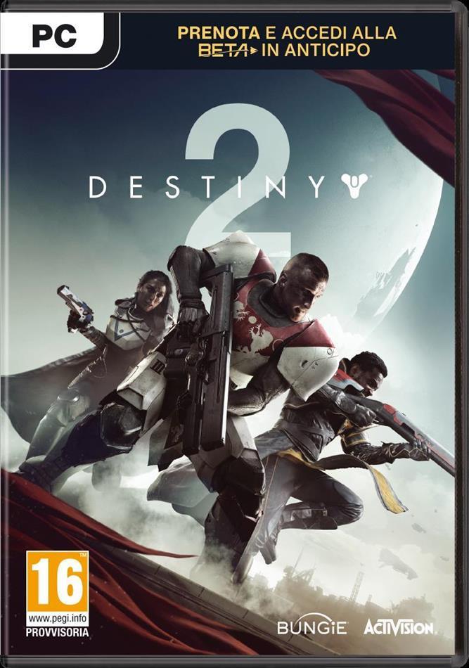 Destiny 2 - (Code in a Box)