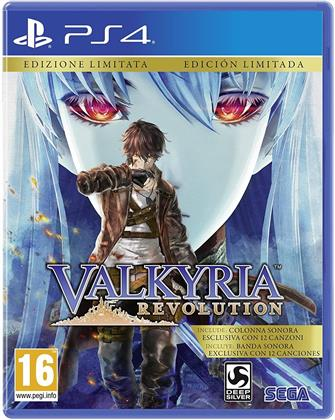 Valkyria Revolution (Day One Edition, Limited Edition)