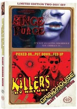Grindhouse Double Feature - Scary Horror Movie