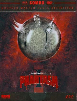 Phantasm 1 (1979) (Restaurierte Fassung, Steelbook, Blu-ray + DVD)